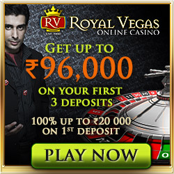 India Online Casino - Royal Vegas image