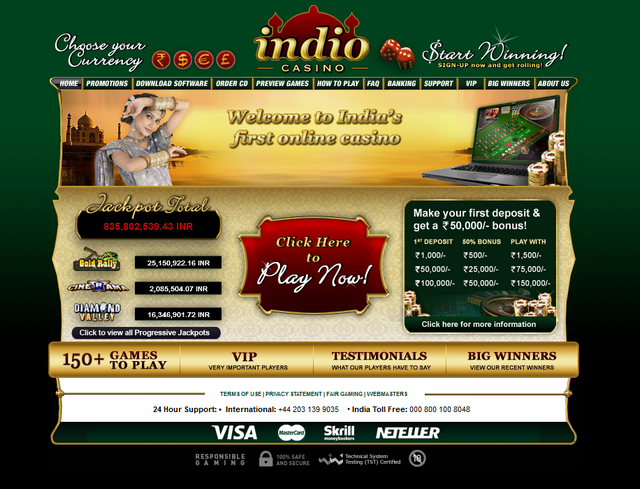 Indian casino online vernon casinos