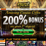 African Palace Casino screenshot