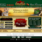 Indio Online Casino screenshot